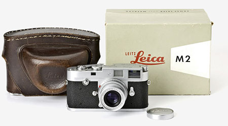 Finding the Right Leica