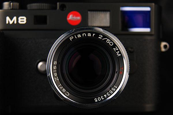 Zeiss Planar T* 2/50 ZM   La Vida Leica!
