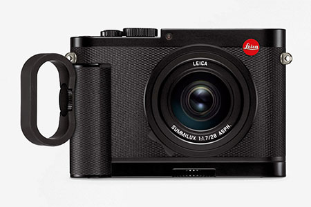 Leica Q - grip and loop