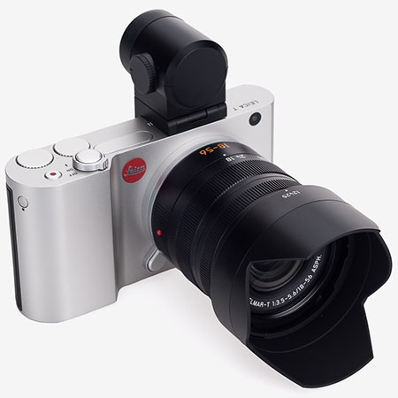 Leica T as Reviewed