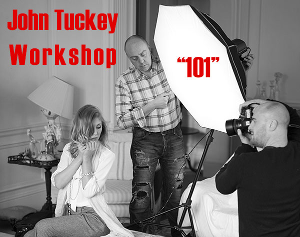 "John Tuckey ""101"" Workshop"