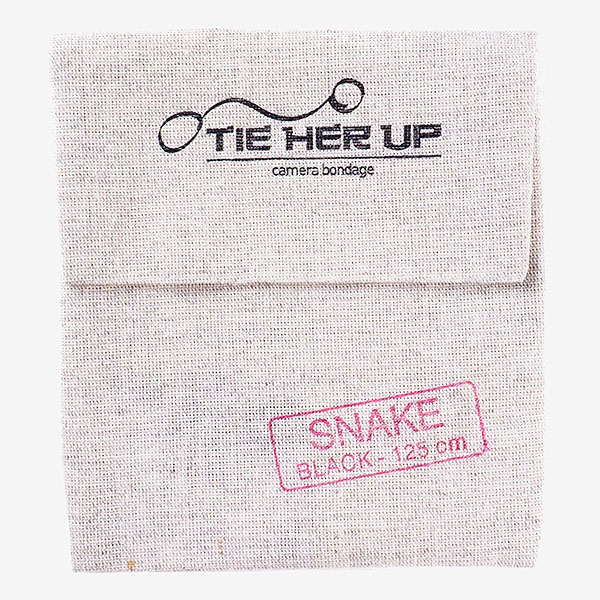 Tie Her Up - Snake camera strap pouch