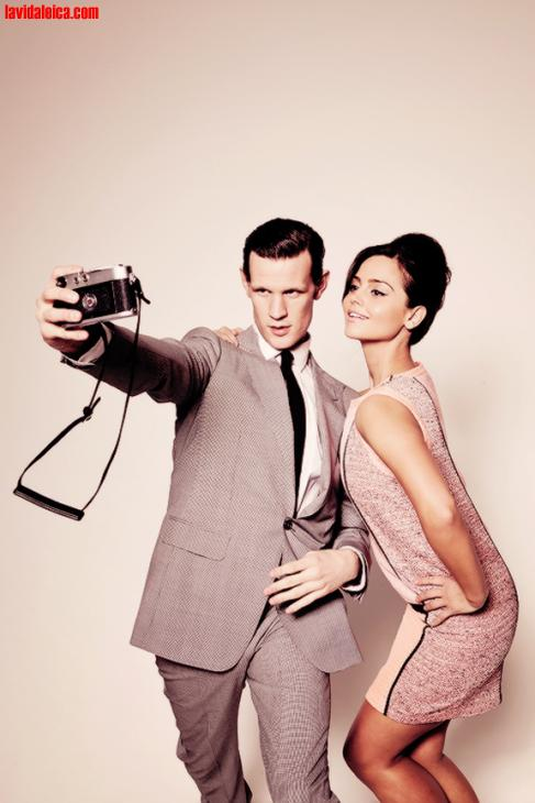Matt Smith/Jenna Louise