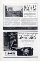 Vintage Leica Ad (French, 1934)