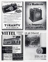 Vintage Leica Ad (French, 1931)