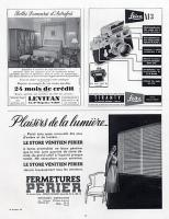Vintage Leica Ad (French, 1954)