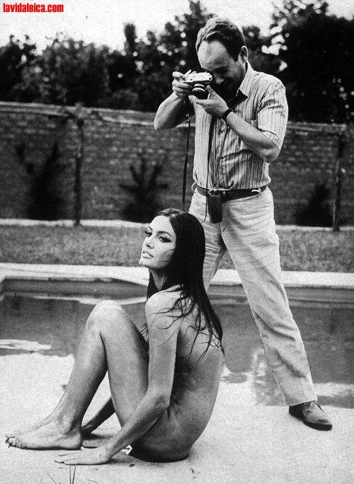 Marisa Mell/Michelangelo Antonioni