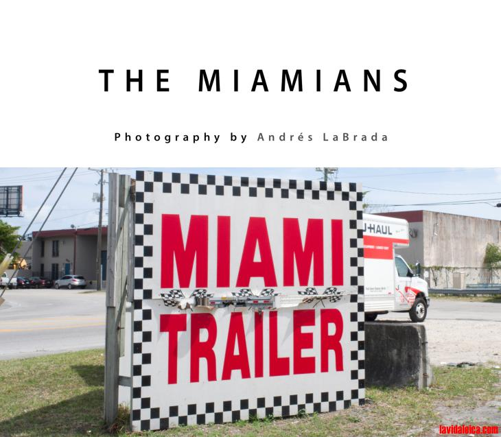 THE MIAMIANS_title page