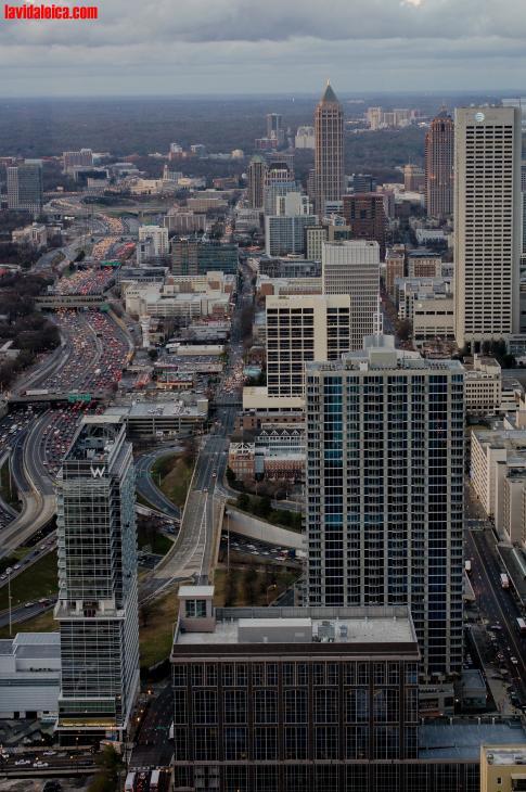 Atlanta Below