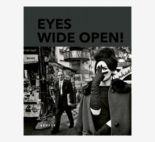 Eyes Wide Open - 100 Years of Leica (Book Cover)