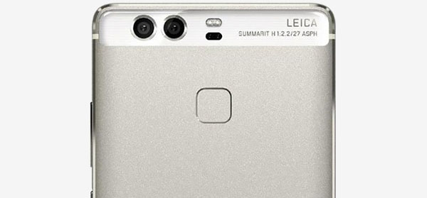 Leica/Huawei P9 leaked smartphone photo