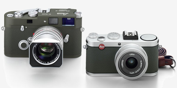 "DC Watch reports that a new Leica MP Olive and X2 Olive limited editions were announced in Japan to commemorate the opening of the Leica Store Kyoto, which will take place on March 15, 2014. It will be the 7th domestic store and located in the Machiya building on the main street of the beautiful Gion ""Hanami alley"" district of Kyoto. The cameras can be purchased there on that date and select other stores and boutiques as of April 1, 2014. Read more below for additional details and images!"