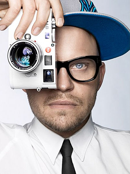 Leica M8 White Edition