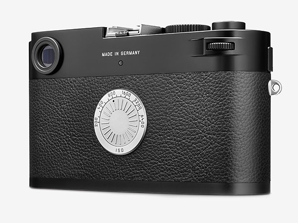 Leica M-D (Type 262) rear angle view