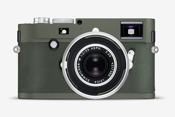Leica Camera M-P (Type 240) Safari Edition - front