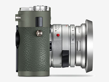 Leica Camera M-P (Type 240) Safari Edition - right