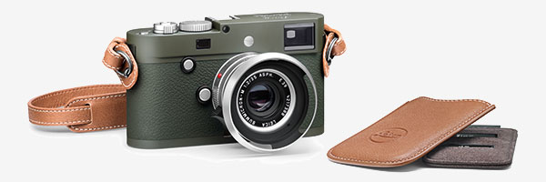 Leica Camera M-P (Type 240) Safari Edition - set