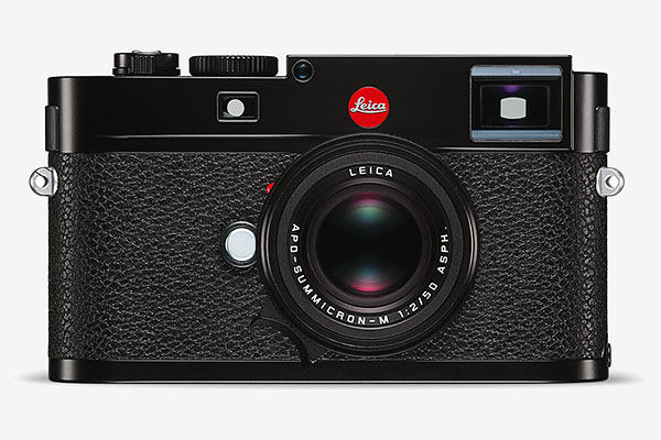 Leica M (Type 262) camera - front