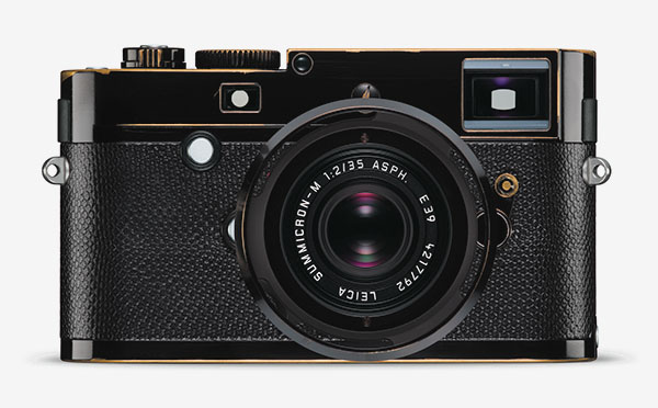 Lenny Kravitz Edition Leica M, front
