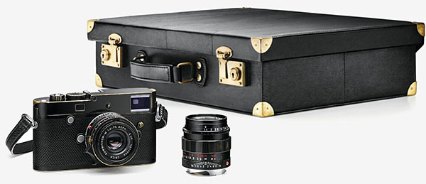 Lenny Kravitz Edition Leica M, overall view