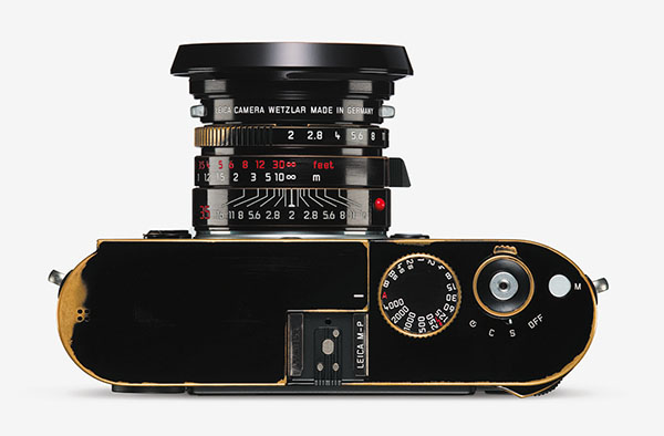 Lenny Kravitz Edition Leica M, top