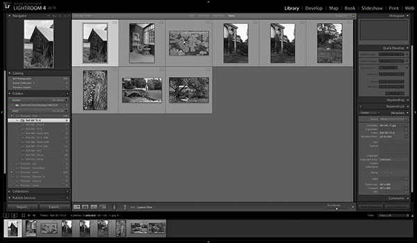 Lightroom 4 Review Digital Photography Review
